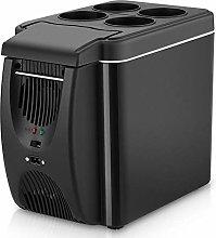 NXYJD Frigorífico congelador Calentador 6L Mini