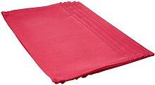 Nydel 342158 - Servilleta de Tela, Color Rosa