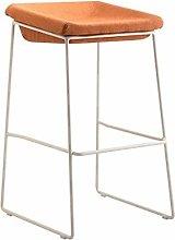NYDZ Bar stool Taburetes de bar para barra de bar