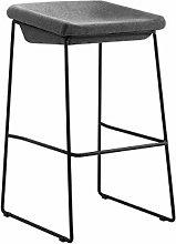 NYDZ Bar stool Taburetes de bar para barra de bar,