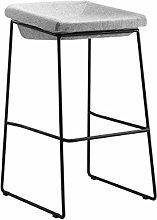 NYDZ Bar stool Taburetes de bar para silla de bar