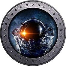 NYJNN 3D pegatinas de pared astronauta Selfie ojo