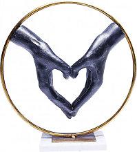 Objeto Decorativo Elements Heart Hand - Kare