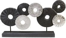 Objeto Decorativo Wheels Of Fortune - Kare
