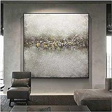 Obras De Arte Decorativas Modernas 100% Pintadas A