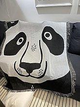 Ocio manta alfombra decoración panda alfombra