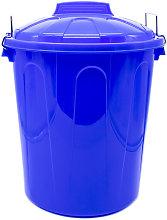 Oemp - Cubo basura plastico comunidad con tapa 21