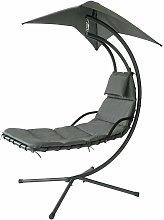 OGS39-SG Tumbona Colgante con toldo sillón