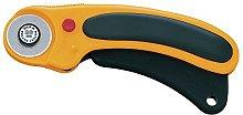 Olfa 600601 Cutter rotativo con Cuchilla de 28 mm