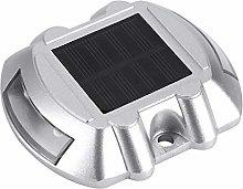Omabeta Lámpara de Camino de luz Solar LED de 6