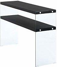One Couture Mesa Auxiliar, Negro, 110cm x 32cm x