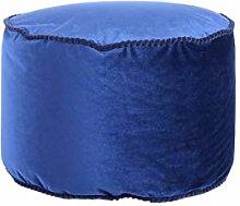 One Couture Taburete, Azul, 47cm x 47cm x 32cm