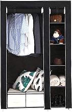Oobest - Armario de tela para Closet organizador