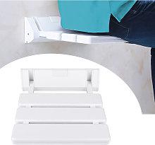 Oobest - Asiento de ducha abatible para silla de