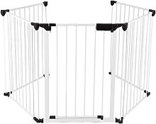 Oobest - Barrera de Seguridad de Metal para