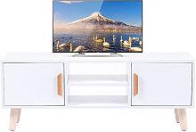 Oobest - Mueble TV con cajón,Mesa de salón