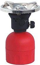 Orework 356080 Hornillo de Camping y Cartucho Gas,