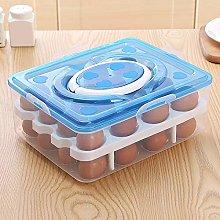 Organizador de nevera, caja organizadora de huevos