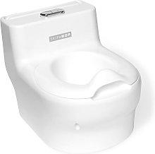 Orinal para niños Made For Me blanco - Blanco -