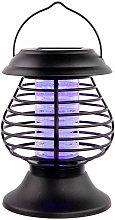 Orion91 - Farolillo Antimosquitos Solar LED