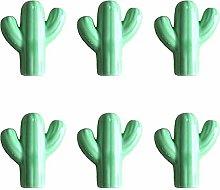 Ototon - Pomos de cerámica con forma de cactus