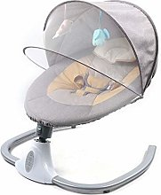 OUKANING Columpio eléctrico para bebé Hamaca