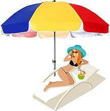Outech Sombrilla al Aire Libre, Paraguas de Mesa