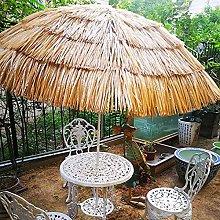 Outech Sombrilla d Jardín Natural Parasol,