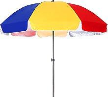 Outech Sombrilla Redondo Colorido, Parasol de