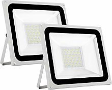 Pack 2x 100W Focos LED Exterior IP65 Impermeable