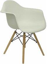 Pack 4 sillas Chillon color Blanco