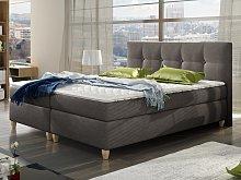 PACK Cabecero + somier + colchón + cubrecolchón