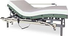 Pack Cama Eléctrica Articulada Ergomax 105x200 +