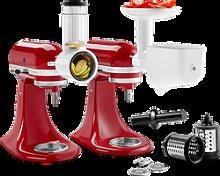 pack de 3 accesorios (fga+mvsa+fvsp) robot cocina