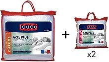 Pack DODO edredón de 240 x 260 cm + 2 almohadas