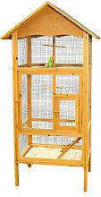 Pajarera jaula para pájaros casa de pájaros de