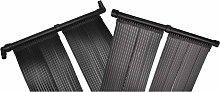 Panel de calentador solar de piscina - Negro