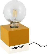 Pantone By Homemania - PANTONE Lampara de mesa con