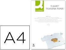 Papel q-connect transferencia para tela kf01430