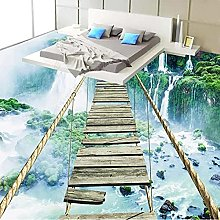 Papel Tapiz Mural De Suelo 3D Personalizado