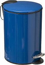 Papelera De Baño Color Azul Marino
