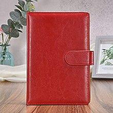 Papelería de cuaderno con hebilla Cuaderno