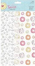 Papermania - Papel de Seda, Multicolor, Talla