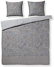 PAPILLON Dolly Bettbezüge Grau, algodón, Gris,
