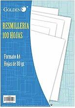 Paquete folios 100 hojas blanca DIN A4/ 80GR papel