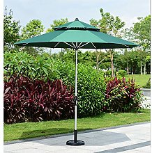 Paraguas al aire libre del pilar central de 2.7 m