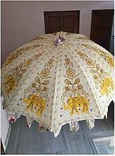 Paraguas de boda ~ fino hecho a mano elefante