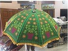 Paraguas de jardín de gran tamaño, sombrillas de