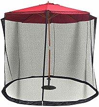 Paraguas de patio al aire libre con cubierta de