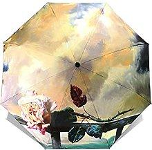 paraguas plegable mujer Paraguas plegable femenino
